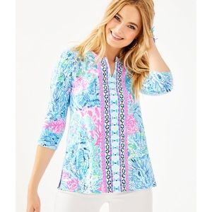Lilly Pulitzer ChillyLilly Karina Tunic